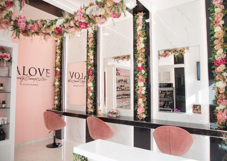 LA LOVE Beauty Concept Store: i trucchi del mestiere sono nelle mani di Giulia Lazzarini