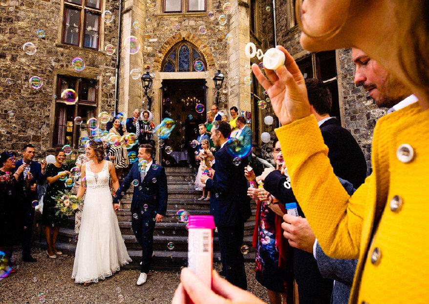 Destination wedding: een Nederlandse of buitenlandse trouwfotograaf?