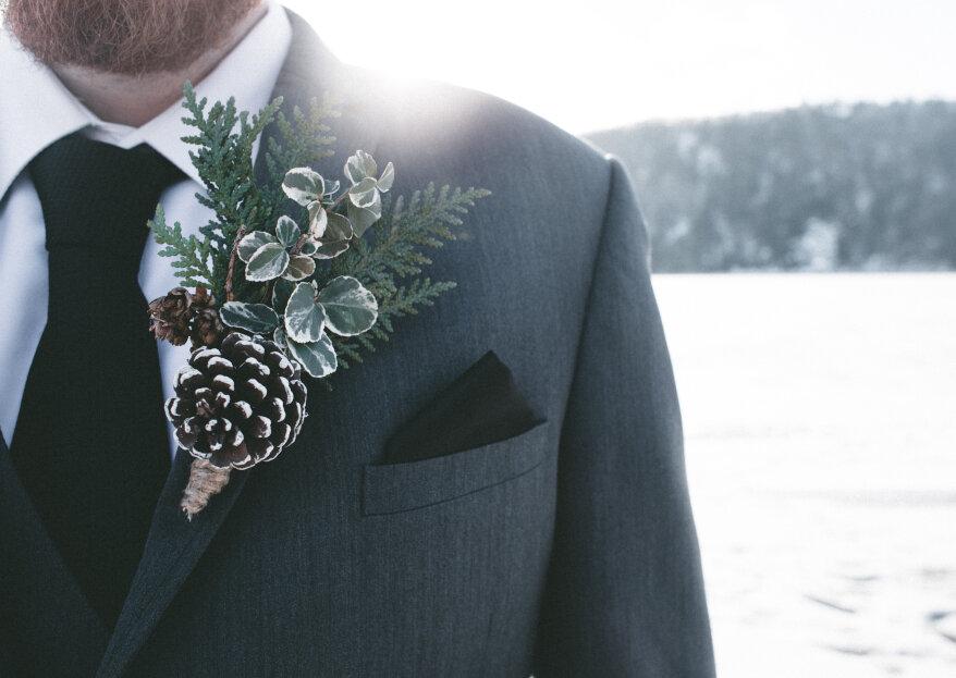 ¿Cómo decorar tu matrimonio en invierno en 5 pasos?