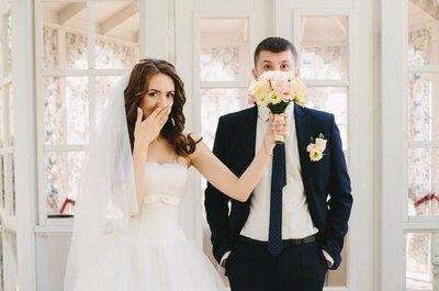 Свадебная фотосессия: как позировать перед камерой?