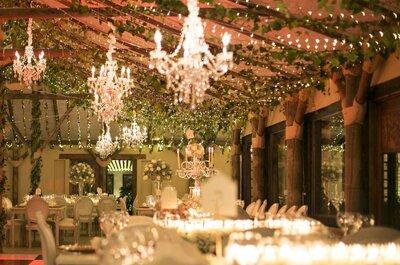 Las 5 ventajas de escoger una hacienda a las afueras de Bogotá para tu boda