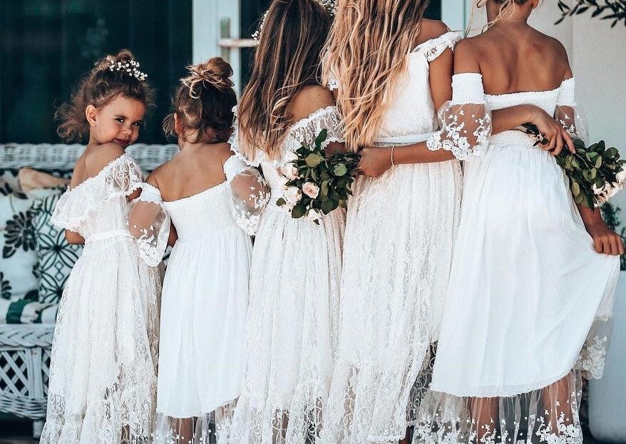 Kinder bei der Hochzeit beschäftigen - 10 Tipps für ein entspanntes Fest