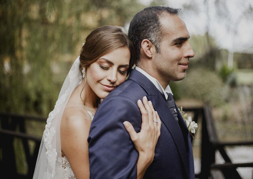 Los tres elementos que no pueden faltar en tu sesión fotográfica de boda