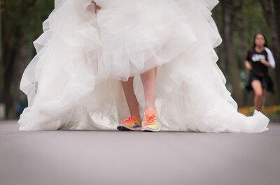 ¡Corre por tu boda en la primer Gran Carrera de Novias en la CDMX!