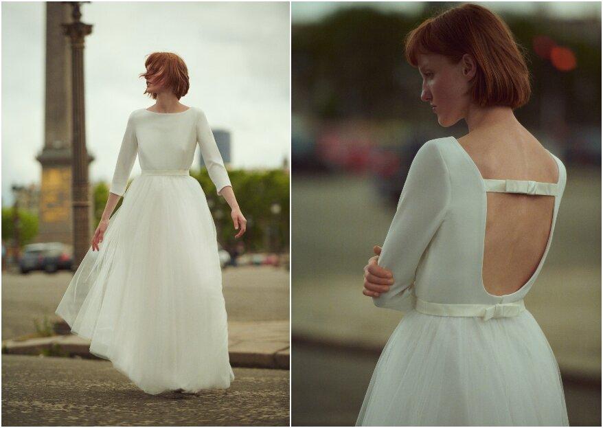 Max Mara Bridal 2020: danza e moda per vestire le spose di oggi