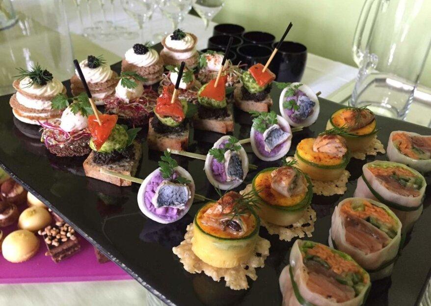 Cuisine revisitée, mélange des saveurs et séduction visuelle au menu du Goût des Mets