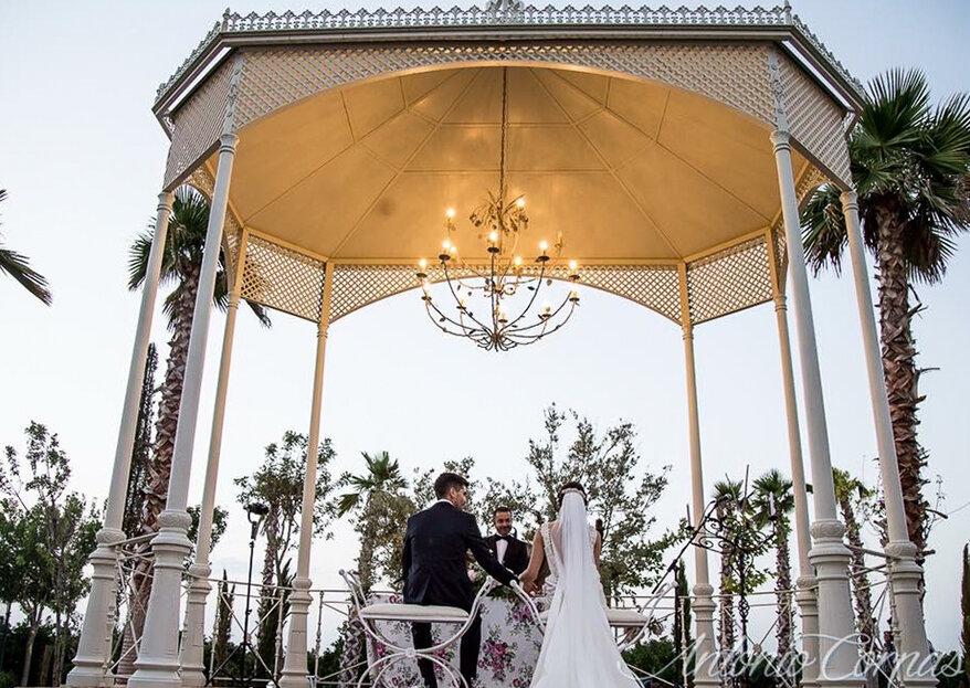 Un amor para siempre: la boda de Almudena y Jose