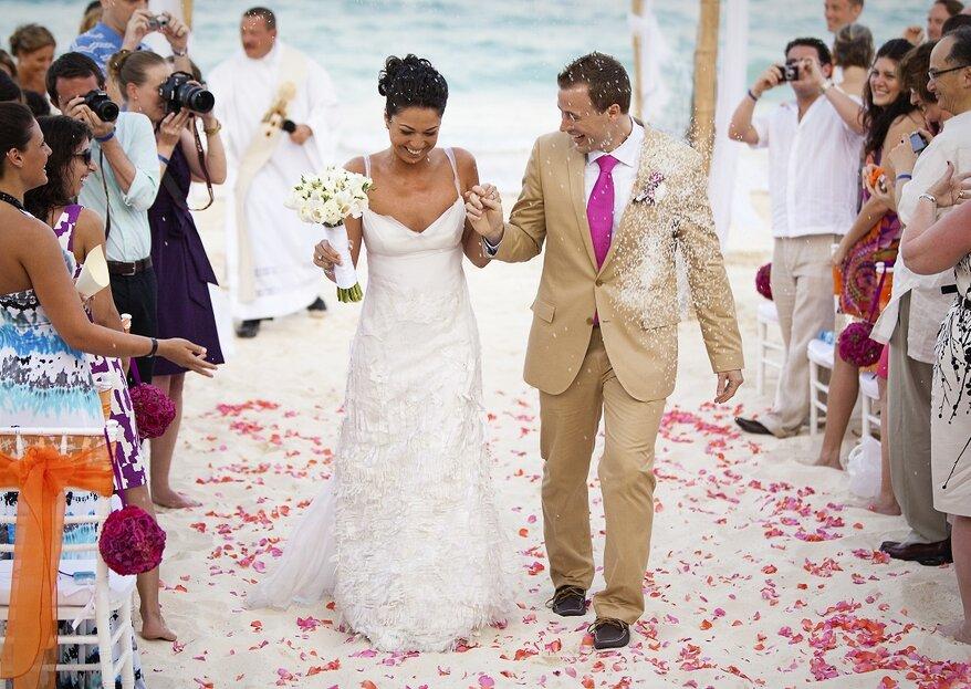 3 elementos básicos para tener una boda de 10 ¡descúbrelos!