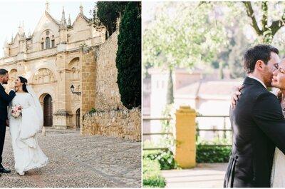 Los 9 mejores fotógrafos de boda de Granada