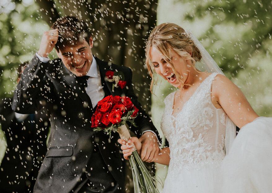 Combina naturalidad y arte en las fotografías de tu boda con Jare Photography