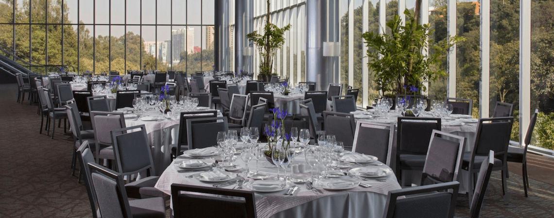 El maravilloso hotel The Westin Santa Fe es el lugar ideal para que celebres tu mágica boda. ¡Descubre las razones!
