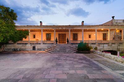 Celebra una boda exclusiva y con encanto en el Palacio de Esquileo