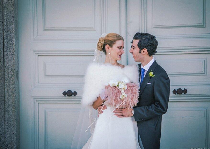 ¿Casarse en invierno es más romántico?