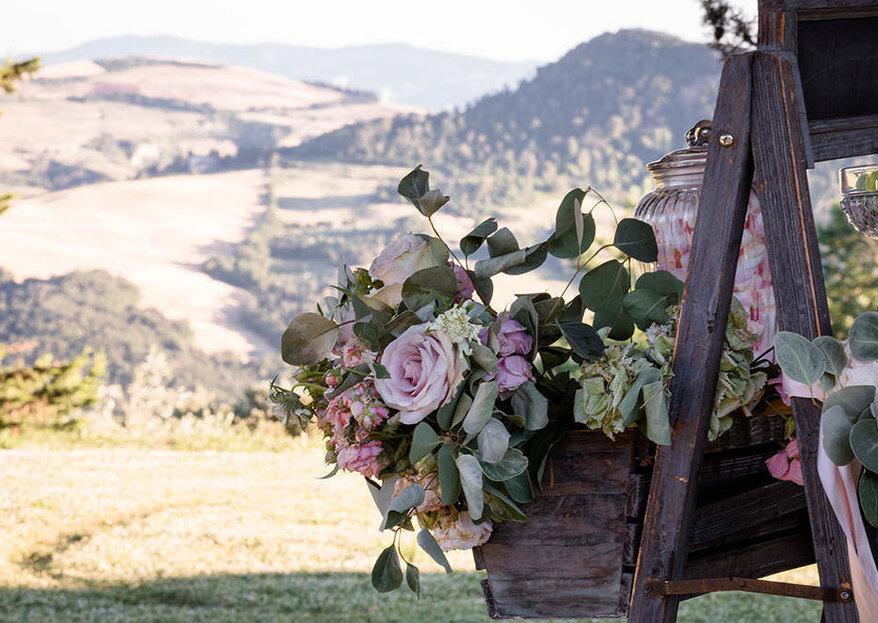 Quello che devi sapere per poter migliorare le tue decorazioni matrimoniali!