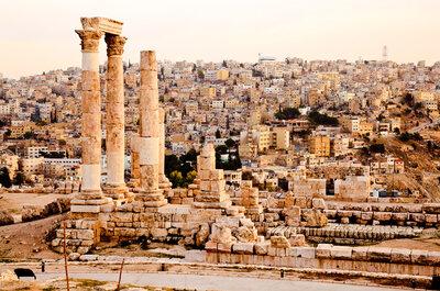 Luna de miel en Jordania: un viaje a la cuna de la civilización