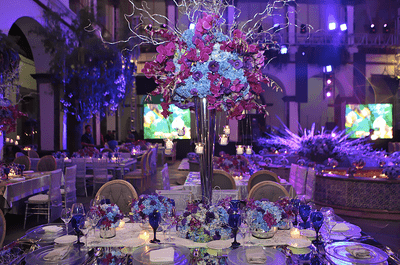 Ten en tu boda una experiencia gourmet. ¡La tendencia en el paladar!