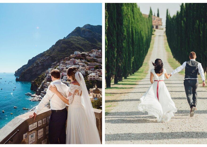 Trouwen in Italië: een droom die uitkomt!