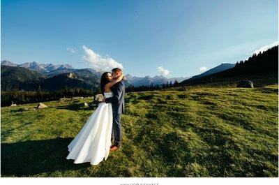 Idealna sesja w Tatrach! Mamy ją u nas!