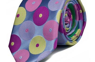 Corbatas y pajaritas In silk we trust