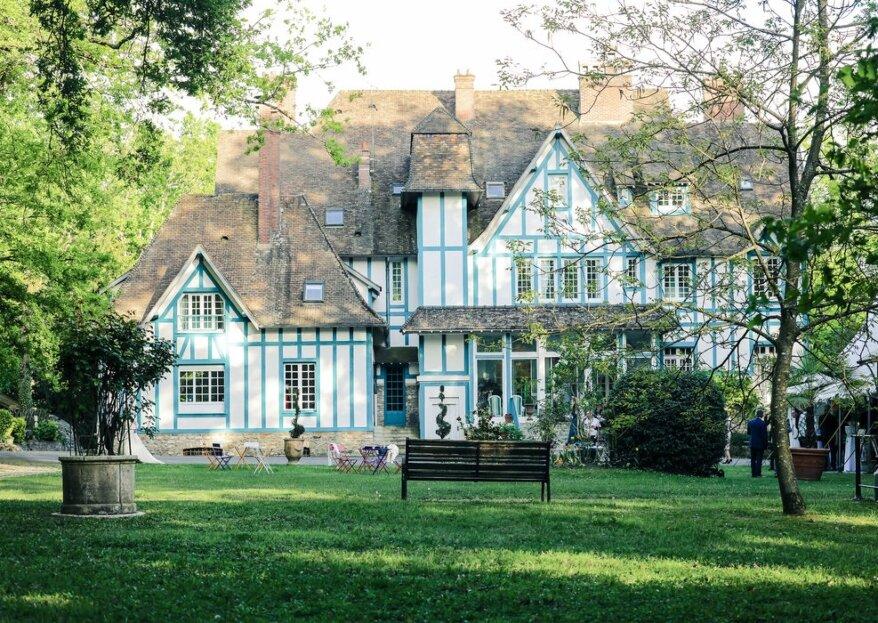 Manoir des Roches : un lieu de charme pour une réception paisible et authentique près de Paris