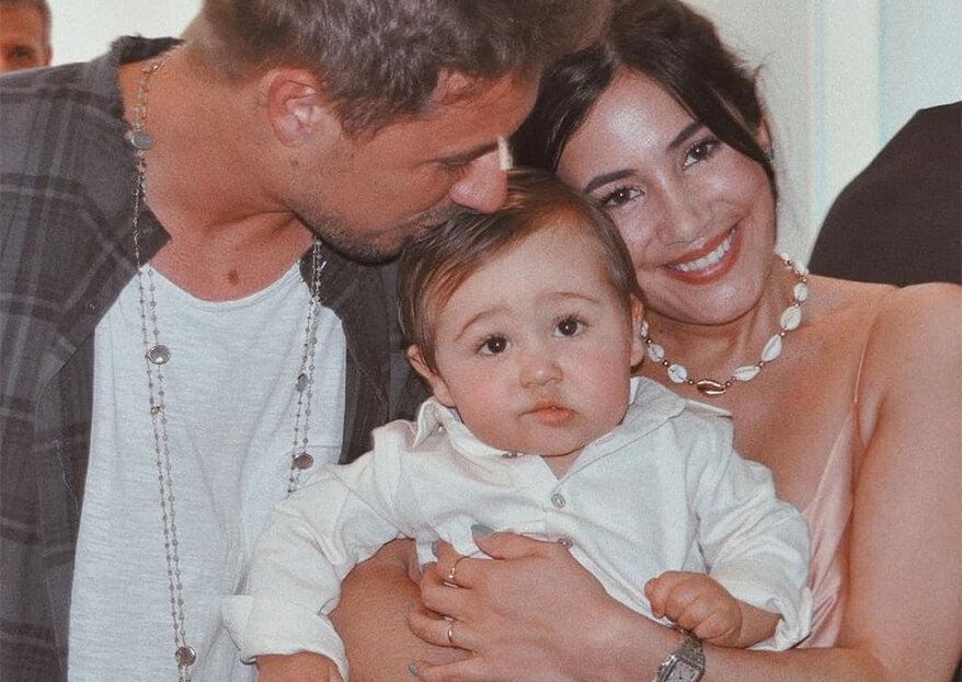 Mia Rose e Miguel Cristovinho partilham fotos da festa de aniversário do filho