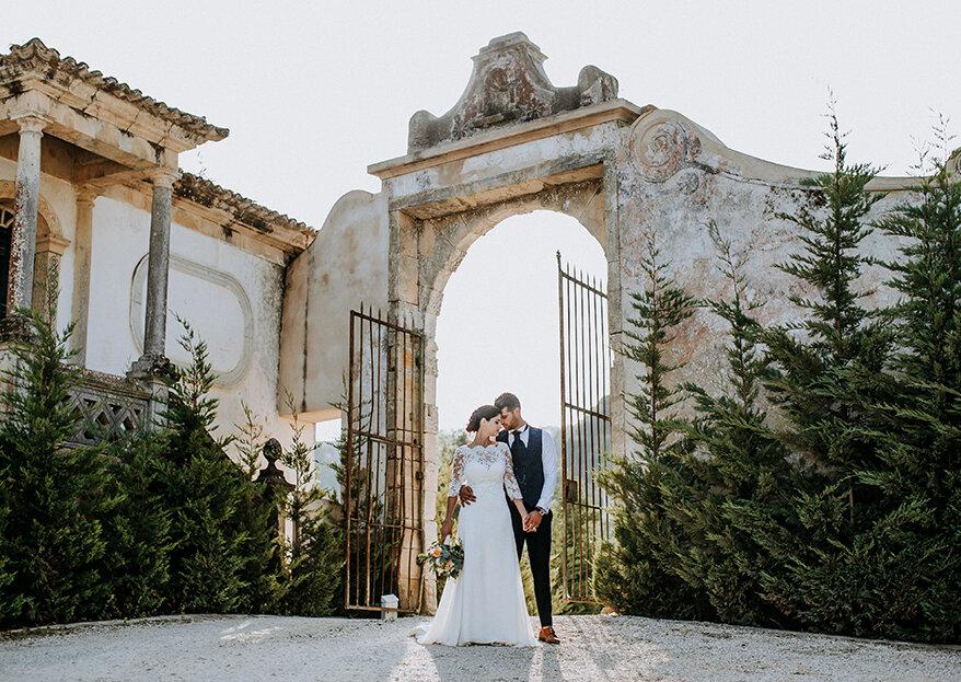 20 regras de etiqueta de casamento que tem mesmo de saber!