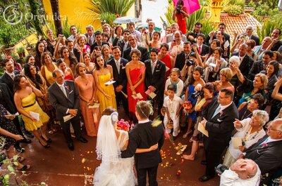 Más que los fotógrafos de tu boda, con Orquídea Studio tendrás a dos asesores profesionales