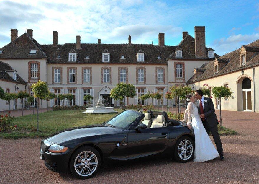 Donnez réalité à vos rêves en vous mariant au Château de Chaumont !