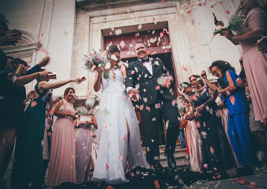 12 imprevistos de casamento: saiba como lidar com eles!