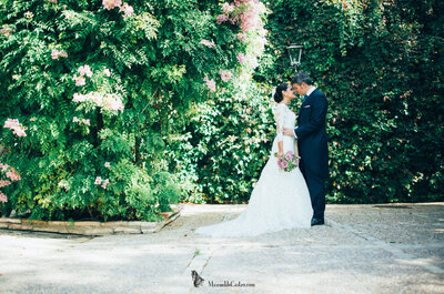 Estoy tan enamorado…: la boda de Rocío y Fran