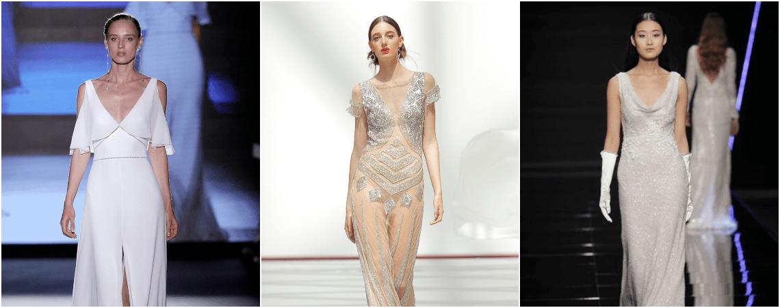Vestido de noiva vintage: modelos de puro romantismo e muita personalidade!