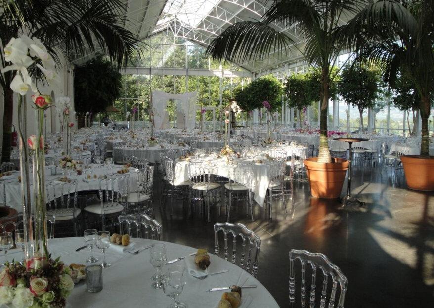 Les plus belles salles de mariage à Lyon