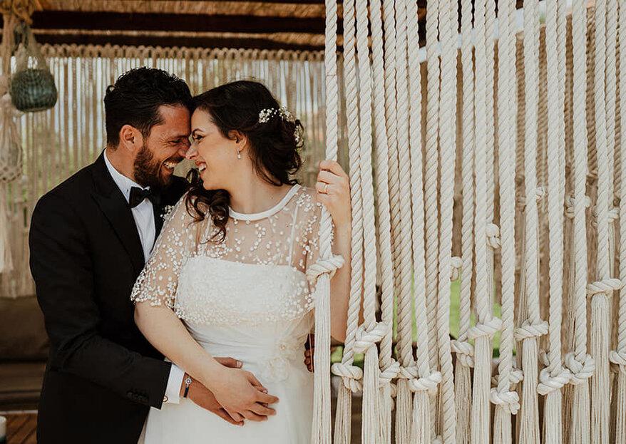 Fotografie di nozze che catturano la magia di un giorno così speciale