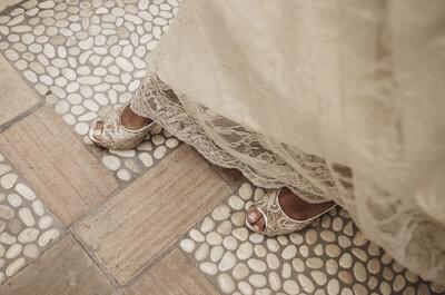 ¡Gana unos zapatos de novia o de invitada gracias a Doriani!