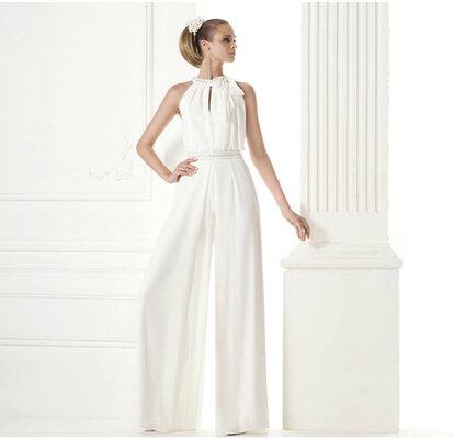 newest e6055 84bed Abiti da sposa per la cerimonia civile: gli outfit per non ...