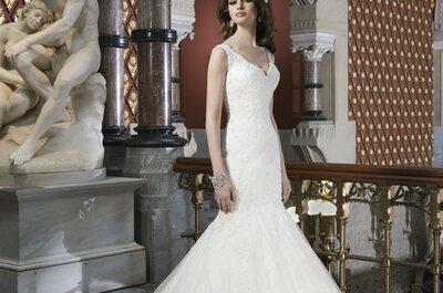Vestidos de novia de Justin Alexander para 2014