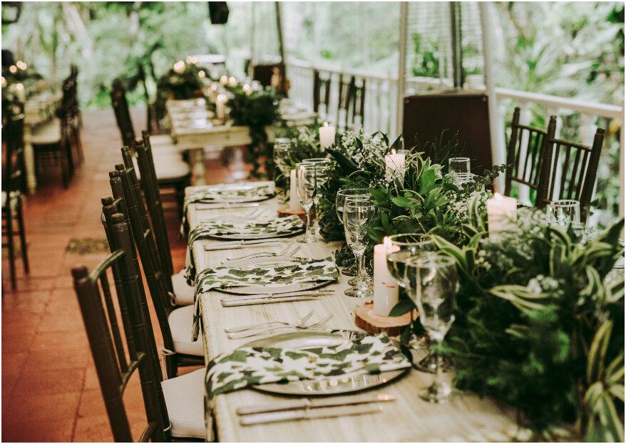 8 pasos para organizar un matrimonio campestre: ¡atención a estos consejos!