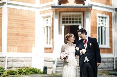 Москва: 10 лучших мест для проведения выездной свадебной церемонии!