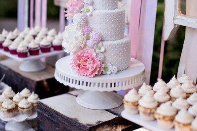 Las 7 mejores pastelerías de boda en México DF: Ponle un sabor delicioso a tu gran día