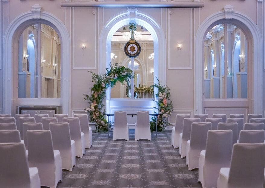 Avez-vous pensé à organiser votre mariage dans un hôtel ?