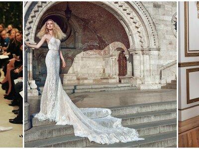¿Has elegido ya tu vestido de novia corte sirena 2016?
