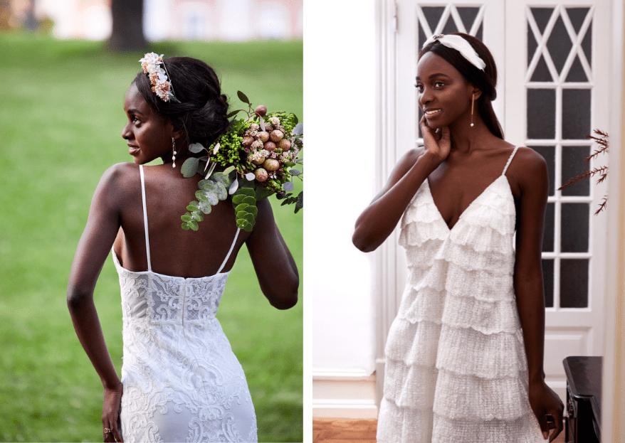 Frederica Cabanis Atelier: o vestido de noiva dos seus sonhos; o atelier para o trazer para a realidade!
