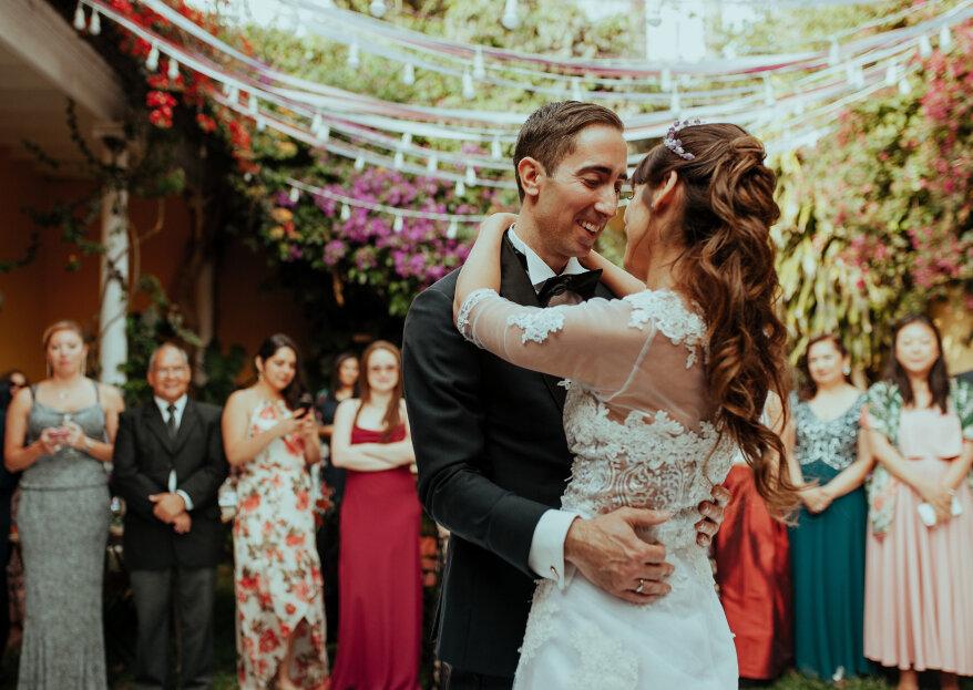 Protocolo para el primer baile de casados: lo que debes tener en cuenta