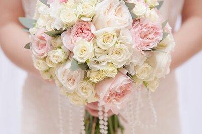 Flowers: Pure Hue Dynasty |  Photo: Roxana Silva Photography