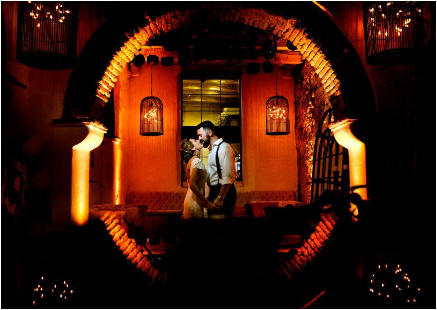 Los 11 mejores fotógrafos de bodas en Cartagena: ¡instantes únicos bajo sus lentes!
