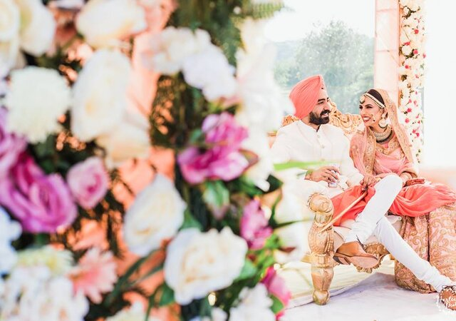5 Top Tips For Bride And Groom Colour Co-ordination