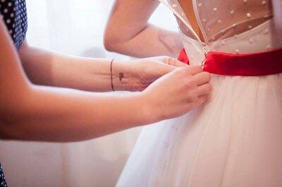 Getting ready: il dietro le quinte di una sposa