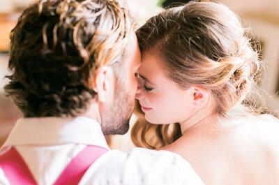 Mini guía para parejas invitadas a una boda. ¡Robarán todas las miradas!