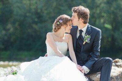 Verliebt, verlobt, verheiratet - heiraten nach nur drei Monaten Beziehung?