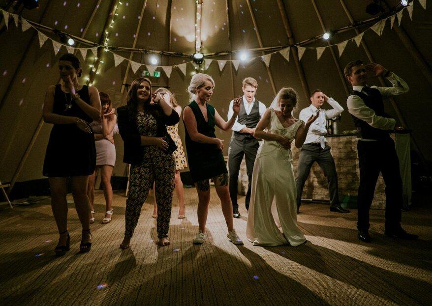 Mode für Hochzeitsgäste: Das obligatorische Kleid und festliche Alternativen